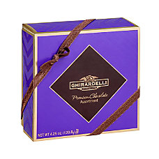 Ghirardelli Premium Chocolate Assortment 425 Oz