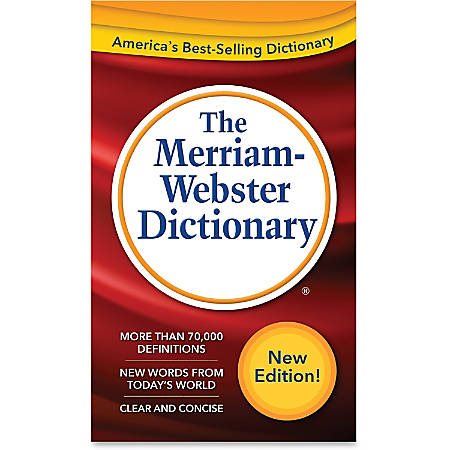 Merriam-Webster Dictionary®, 11th Edition