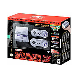 Nintendo Super Nintendo Entertainment System Classic
