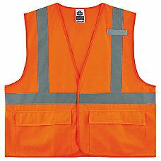 Ergodyne GloWear Safety Vest 8225HL Type