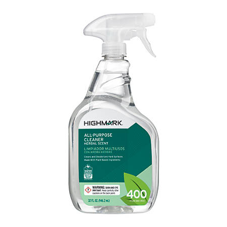Highmark® All-Purpose Cleaner, Herbal Scent, 32 Oz