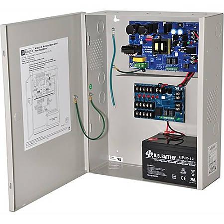 Altronix AL1012ULM Proprietary Power Supply - Wall Mount - 110 V AC Input - 5 +12V Rails