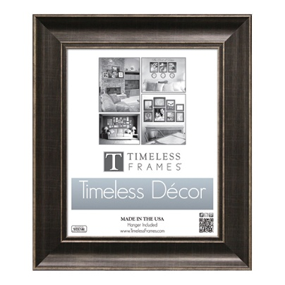 Timeless Frames Diana Wall Frame 11 x 14 Pewter by Office Depot ...