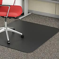 Deflect O Mat For Medium Carpet 36 X 48 Office Depot