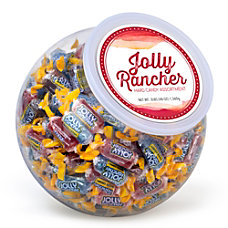 Jolly Ranchers Fruit Flavored Hard Candies