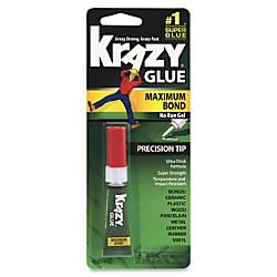 Krazy Glue Advanced Formula Gel Clear