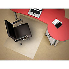 Deflect O Polycarbonate Chair Mat For