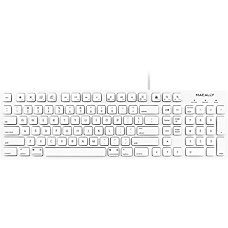 Macally 103 Key USB Keyboard with