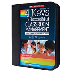 Scholastic Teacher Resources 4 Keys To