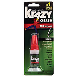 Krazy Glue All Purpose Brush On