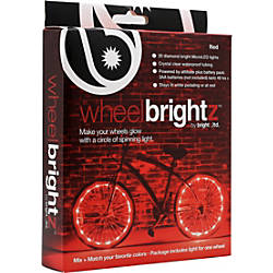 Brightz Wheel Brightz LED Bicycle Light