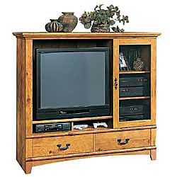Sale Alert! Sauder entertainment center | BHG.com Shop
