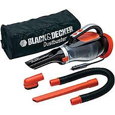 Black Decker DustBuster BDH1220AV Portable Vacuum
