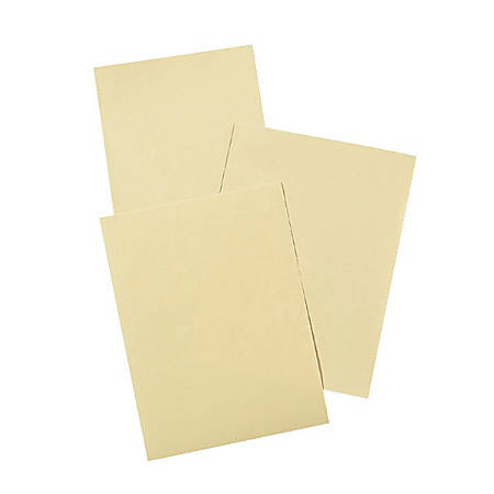 """Pacon® Manila Drawing Paper, 9"""" x 12"""", 60 Lb, Pack Of 500 Sheets"""