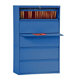 Sandusky 800 Series Steel Lateral File