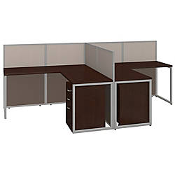 Bush Business Furniture Easy Office 2