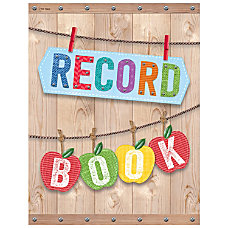 Creative Teaching Press Upcycle Style Record