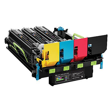 Lexmark™ Return Program Imaging Kit, Cyan/Magenta/Yellow (74C0ZV0)