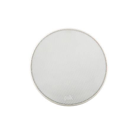 Polk Audio V60 Vanishing V Series High-Performance In-Ceiling Speaker, Slim, White, V60SLIM