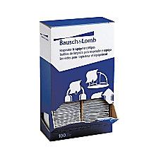 Bausch Lomb Antibacterial Office Equipment Wet