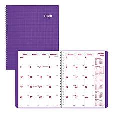 Brownline Duraflex 14 Month Monthly Planner