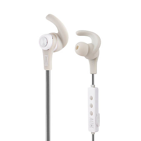 f73f0c87a08 Altec Lansing® Sport Waterproof Bluetooth® Earbuds, White, MZX857-WHT