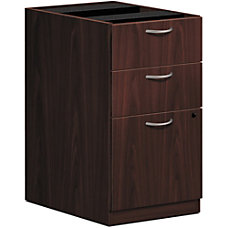 HON Foundation Pedestal File 3 Drawers