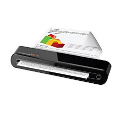 Mustek Scan Express S40 Portable Sheetfed And Business Card Scanner