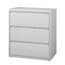 WorkPro 36 W 3 Drawer Steel