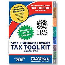 ComplyRight Small Business Owners Tax Tool