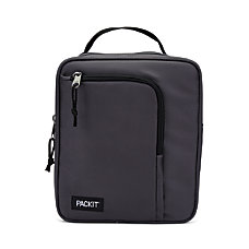 PackIt Freezable Commuter Lunch Bag Charcoal