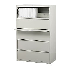 WorkPro 36 W Lateral 5 Drawer