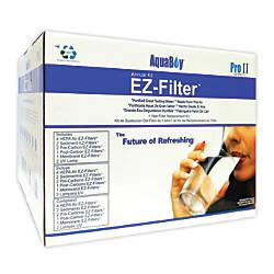AquaBoy Annual EZ Filter Kit For