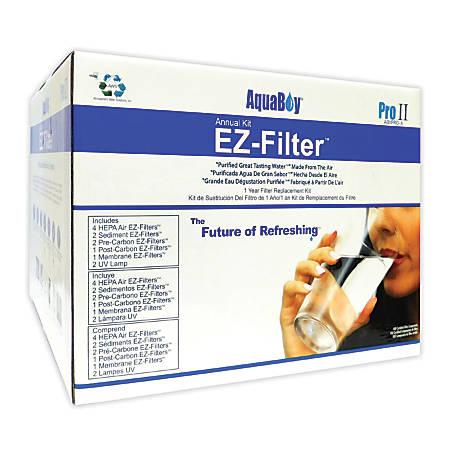 AquaBoy® Annual EZ-Filter Kit For Pro II
