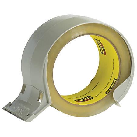 3M™ H320 Economy Carton-Sealing Tape Dispenser, Gray