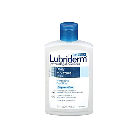 Lubriderm® Skin Therapy Lotion, 6 Oz. Flip-Top Bottle