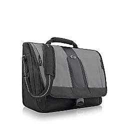 Solo Supreme 156 Messenger Bag BlackGray