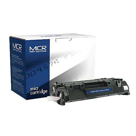 MICR Print Solutions MCR05AM (HP CE505A) Black MICR Toner Cartridge