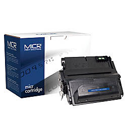 MICR Print Solutions MCR38AM HP Q1338A