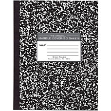 Roaring Spring Composition Book Wide Ruled