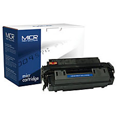 MICR Print Solutions MCR10AM HP Q2610A