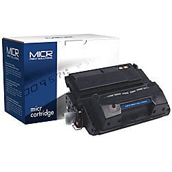 MICR Print Solutions MCR42XM HP Q5942X