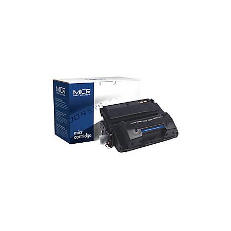MICR Print Solutions MCR42XM High-Yield MICR Toner Cartridge Replacement For HP Q5942X Black