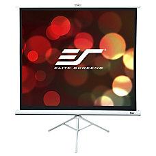 Elite Screens T71NWS1 Portable Tripod Projector