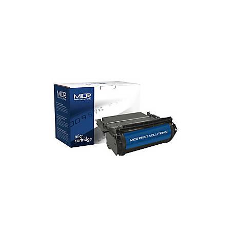 MICR Print Solutions MCR610M (Lexmark 12A5845) High-Yield Black MICR Toner Cartridge