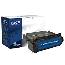 MICR Print Solutions MCR610M Lexmark 12A5845