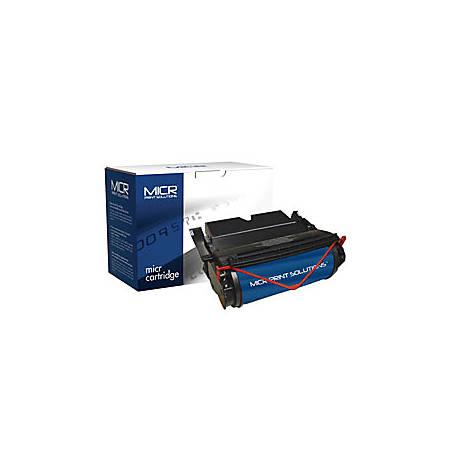 MICR Print Solutions MCR522LM (Lexmark 12A6835) Extra-High-Yield Black MICR Toner Cartridge