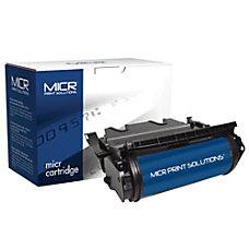 MICR Print Solutions MCR630M Lexmark 12A7462