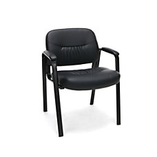 OFM Essentials Side Chair Black