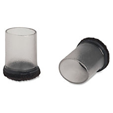 Lorell Clear Sleeve Hard Floor Protectors
